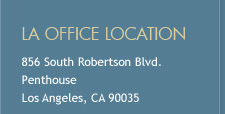 856 S Robertson Blvd, Penthouse, Los Angeles CA 90035